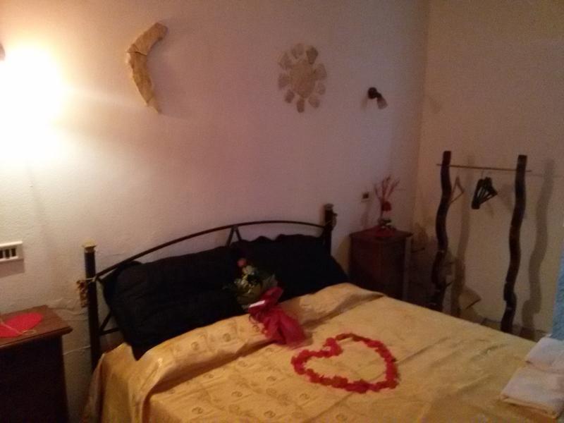 camera da letto Sole e Luna