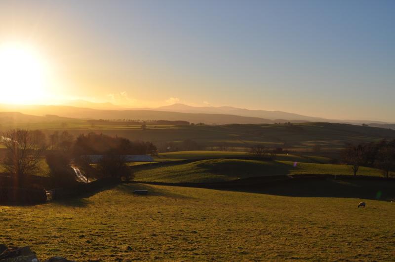 El valle de Eden desde arriba Renwick