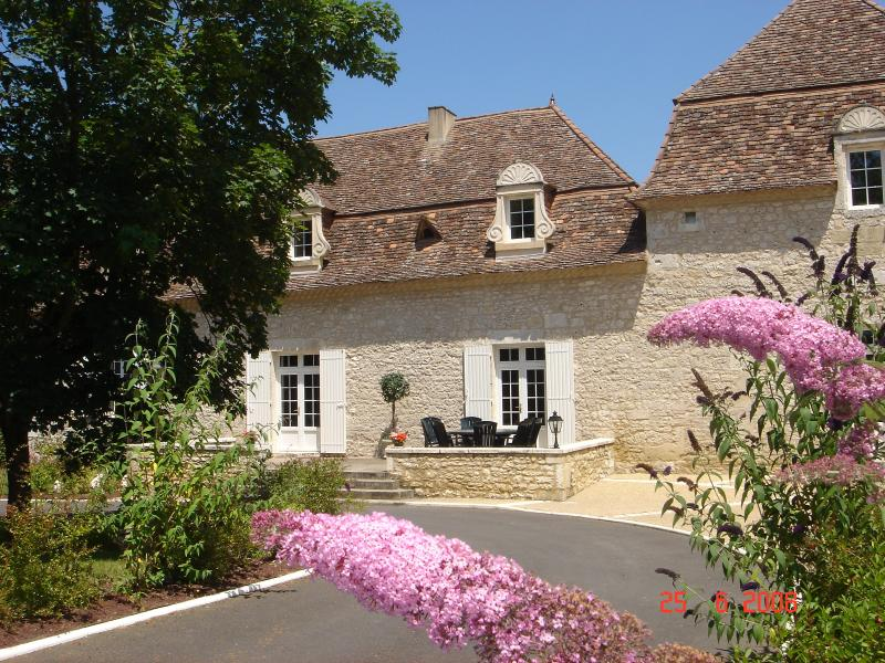 Les Sources du vignoble, vacation rental in Pomport
