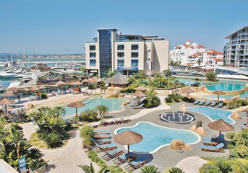 Ocean Village pools