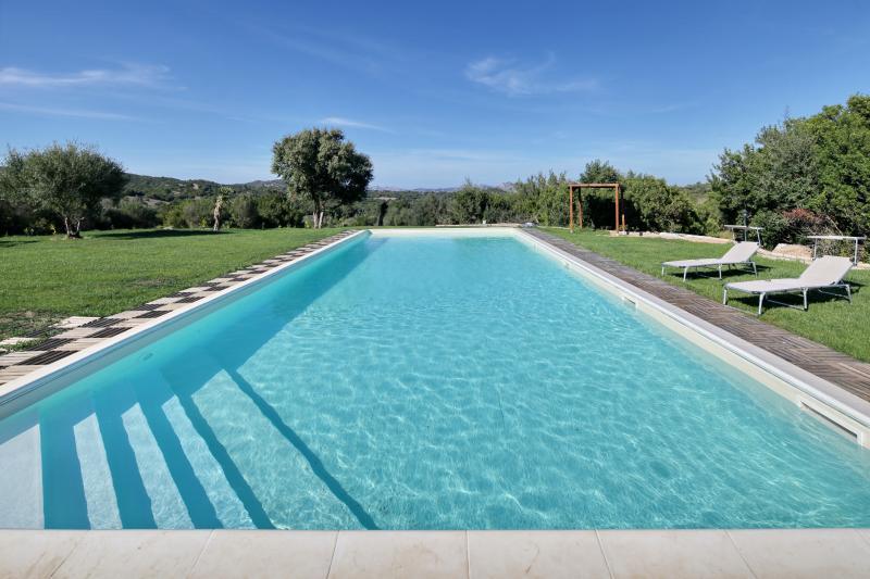 Green Park Country Lodge, location de vacances à San Pantaleo