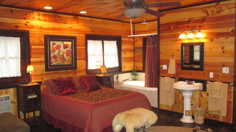 Cabin of Dreams, vacation rental in Hollister