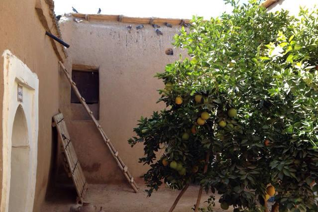 The Pigeon House, Traditionl real Morocco, vacation rental in Ait Iaaza
