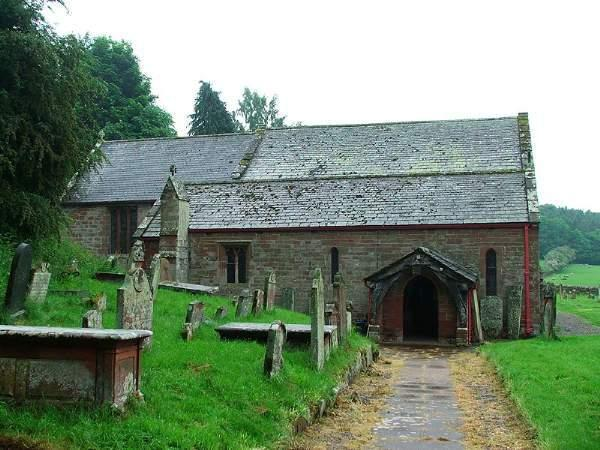 St Oswald's Church Kirkoswald