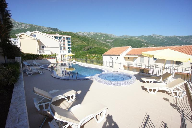 beautiful apartment in Montenegro near to beach, holiday rental in Becici