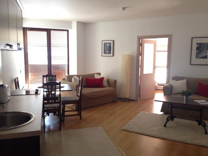 Opposite Gondola - 2 Bedroom Deluxe Apartment, vacation rental in Bansko