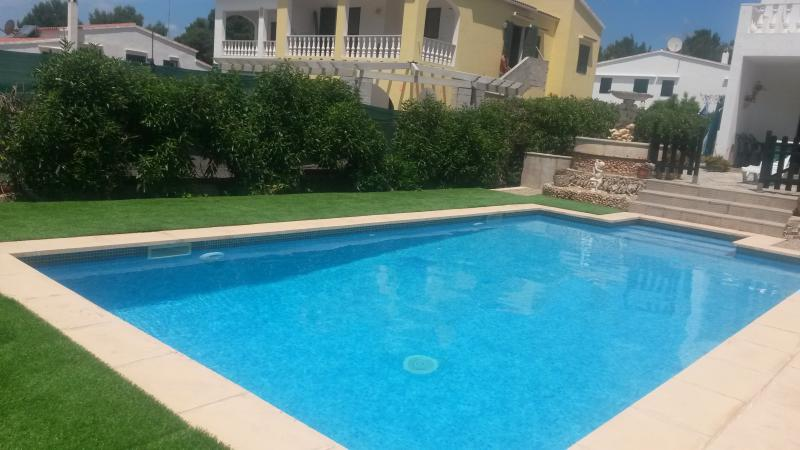 Villa Galdana, alquiler vacacional en Menorca