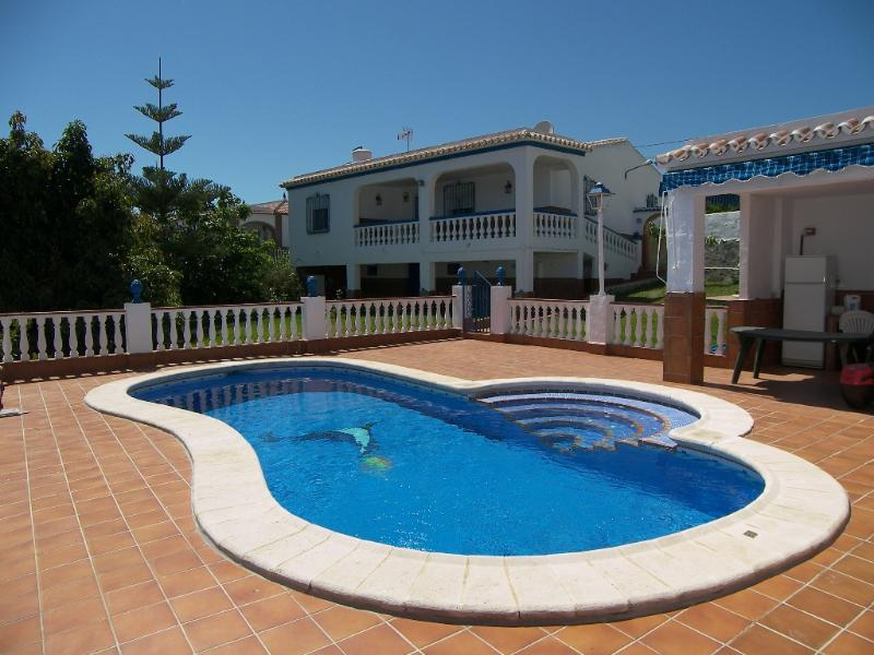 Casa Azul, holiday rental in Nerja