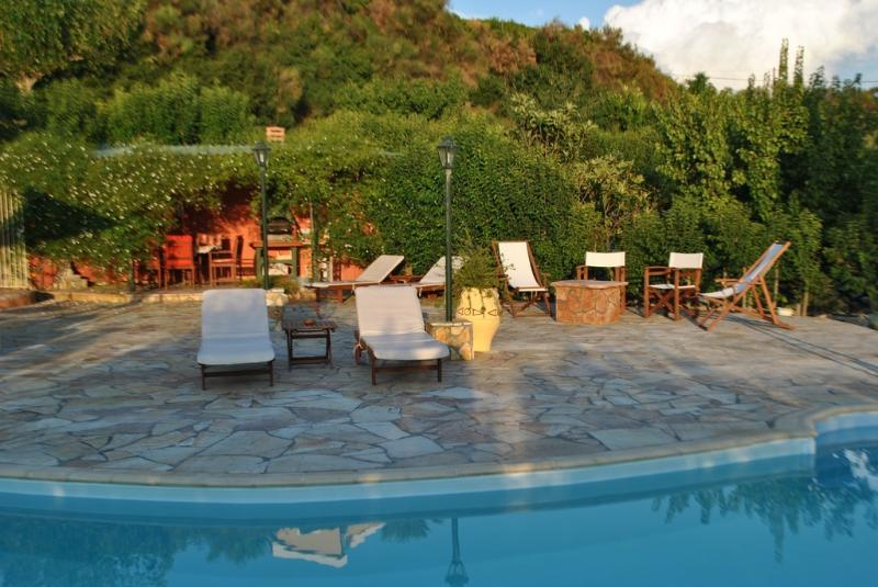 Emiliata villa, holiday rental in Spartia