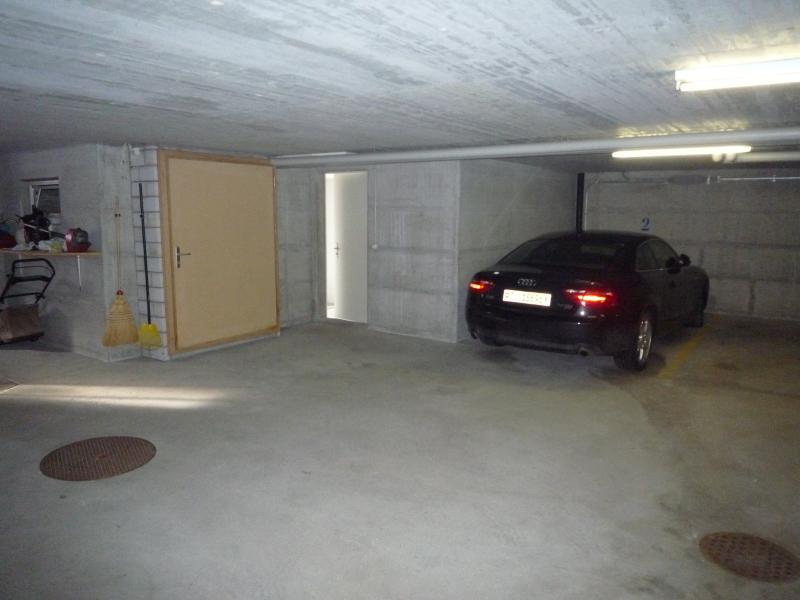 Tiefgaragen-Platz