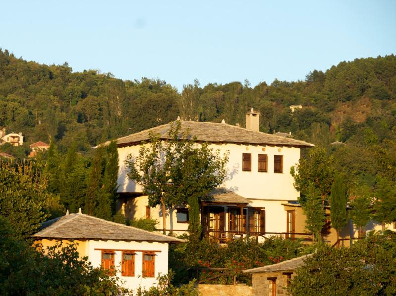 Villa Thalia is located near the village in a lush environment with great views