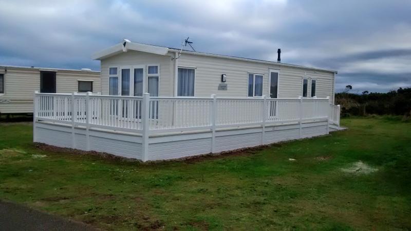 Barron Sands, Luxury 2 bed caravan at Silver Sands, Ferienwohnung in Moray