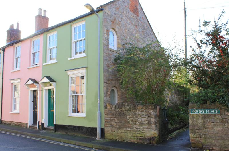 The Green House, vacation rental in West Pennard