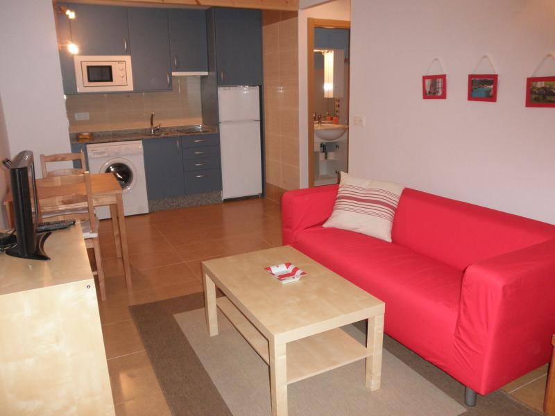 APARTAMENTO FRENTE A LA PLAYA, holiday rental in Vilanova de Arousa