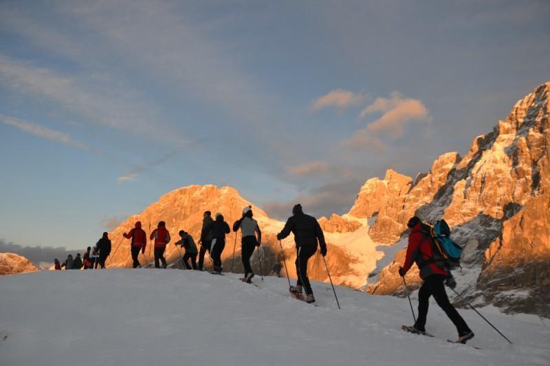 ciaspolate e sci d'alpinismo, Appartamenti Il Gufo Vacanze - Valsugana, Trentino Alto Adige