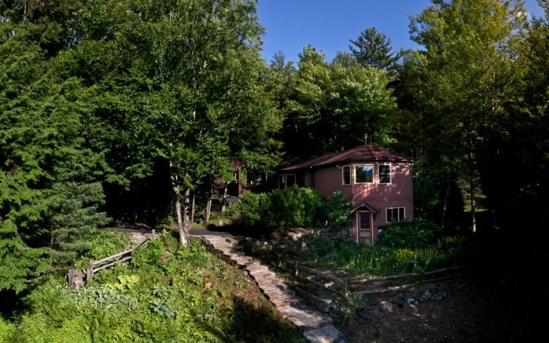 Lake Placid Cabin on the Lake, holiday rental in Elba