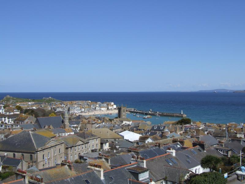 St Ives, Cornwall, beaches, harbour, view, surfing, Atlantic View,, holiday rental in St Ives