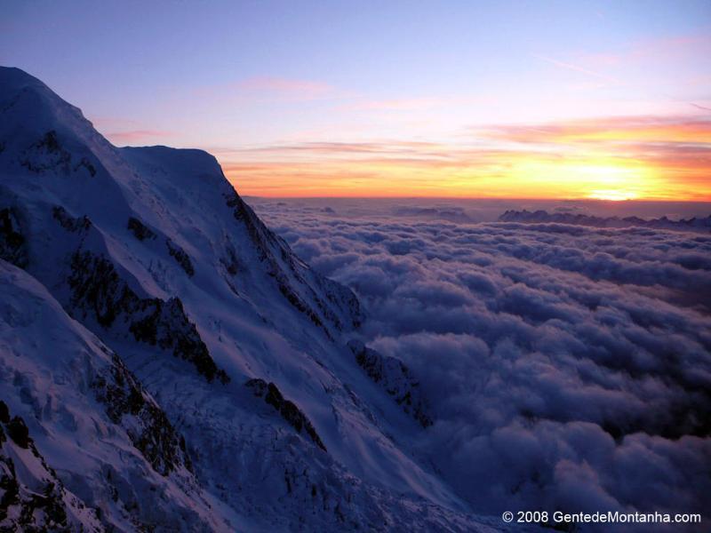 Mont Blanc- Chamonix (1 h drive)
