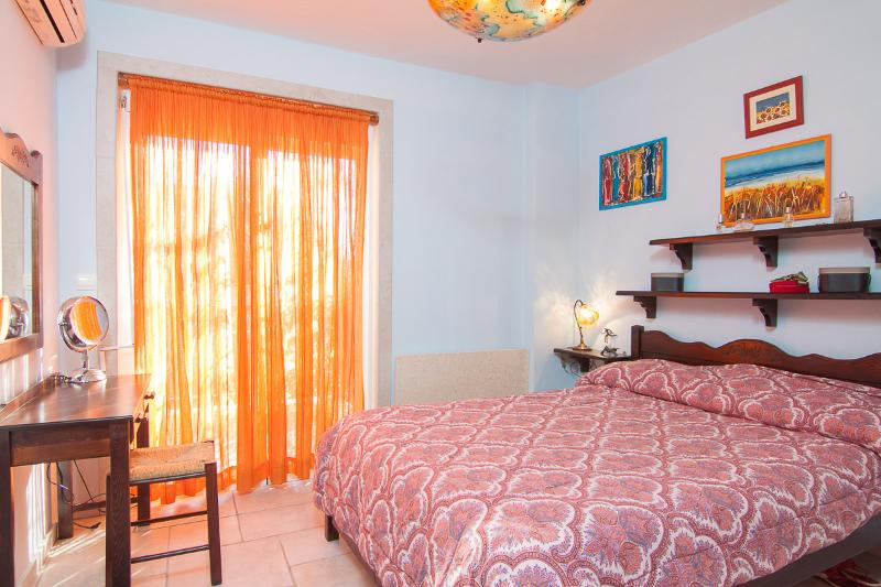 Both bedrooms are tastefully decorated!