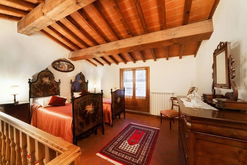 Apartment Il Ciliegio-bedroom