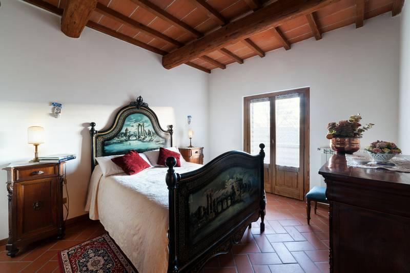 Appartement Il Ciliegio-slaapkamer