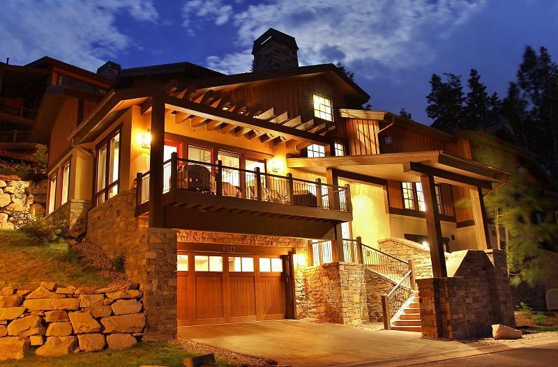 Exterior de Lookout 28 - The House of Color- Deer Valley