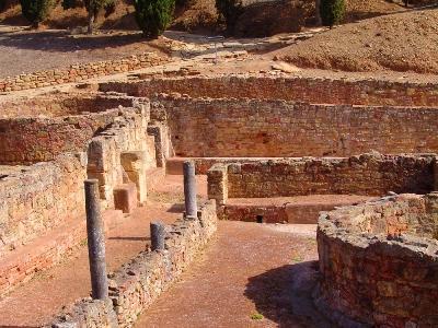Roman ruins of Miróbriga