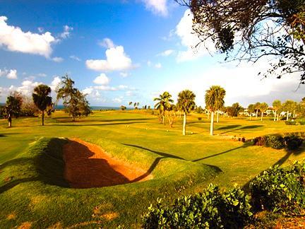 Punta Borinquen Golf Club 15 minutes from the home