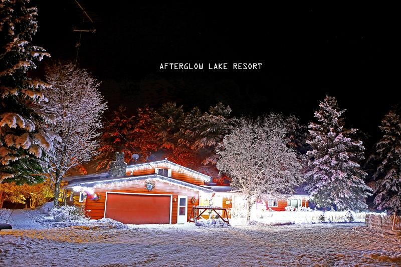 Afterglow Lake Resort Cabins 3 & 4, vacation rental in Land O' Lakes
