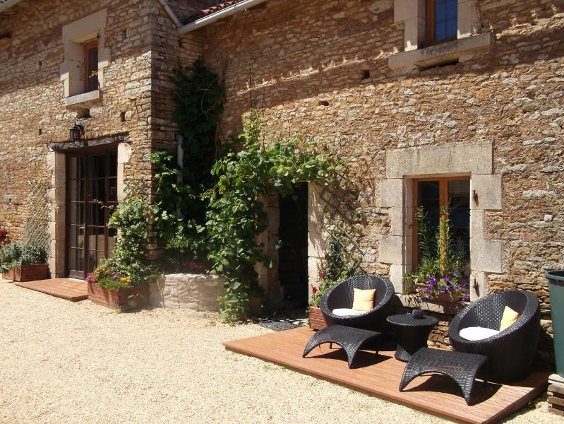 Medieval village charm, vacation rental in Vendee