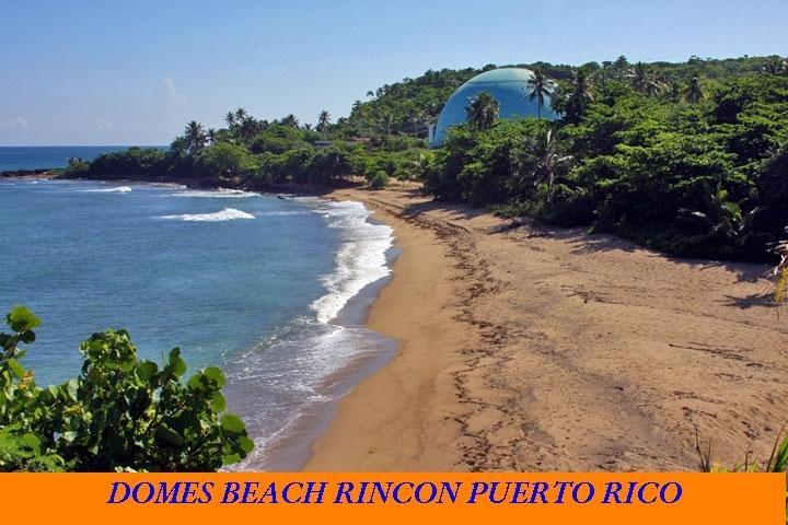 Domes Beach Rincon PR