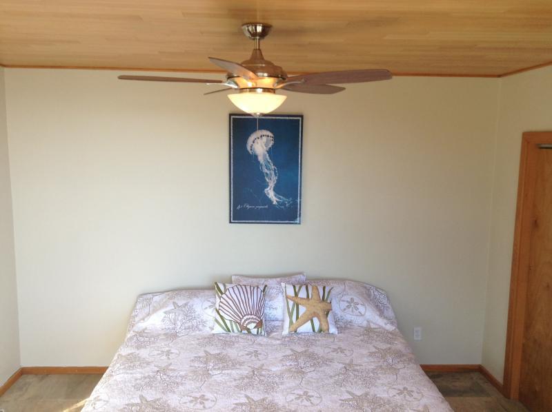 Seconda camera da letto può essere costituito come uno re o due gemelli
