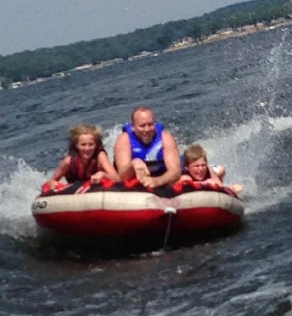 Lake of the Ozark is a recreational lake for all ages!