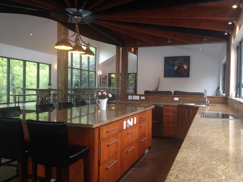 Fully Stacked Kitchen - Blenders, Crock pot, garlic press, Skillets, Baking tools