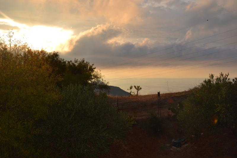vista desde villa