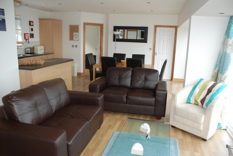 Gold SeaScape, vacation rental in Aberaeron