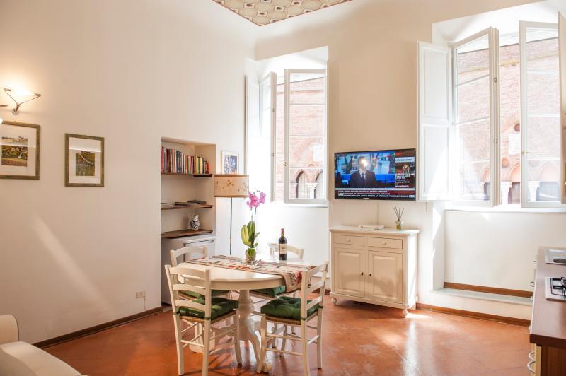 Palazzo Cinotti  Suite Giulio, vakantiewoning in Moltacino