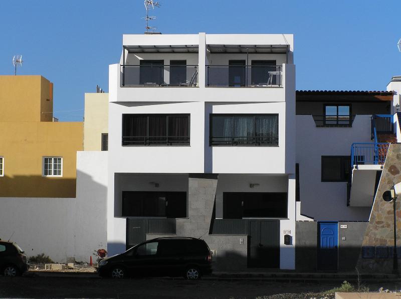 Edicicio donde está el apartamento