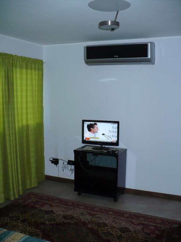 Zona estar, TV y A/A