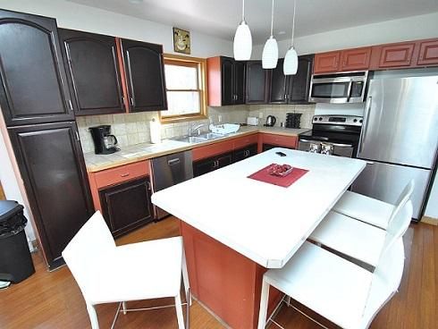 A Masterful Gourmet Kitchen w/Stainless Steel Appliances