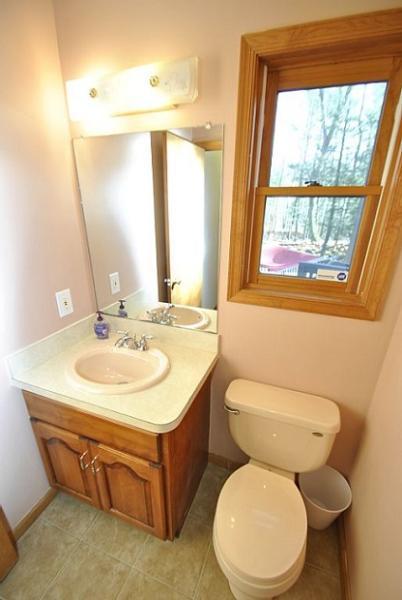 Level 1 - Half Bathroom 1