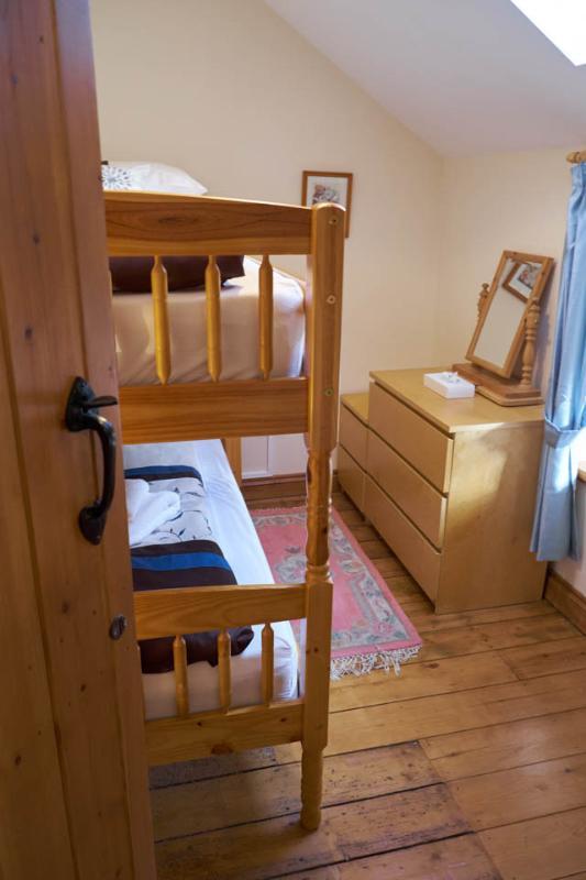 Etagenbett-Zimmer