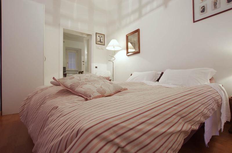 Second bedrom - with double bed arrangement