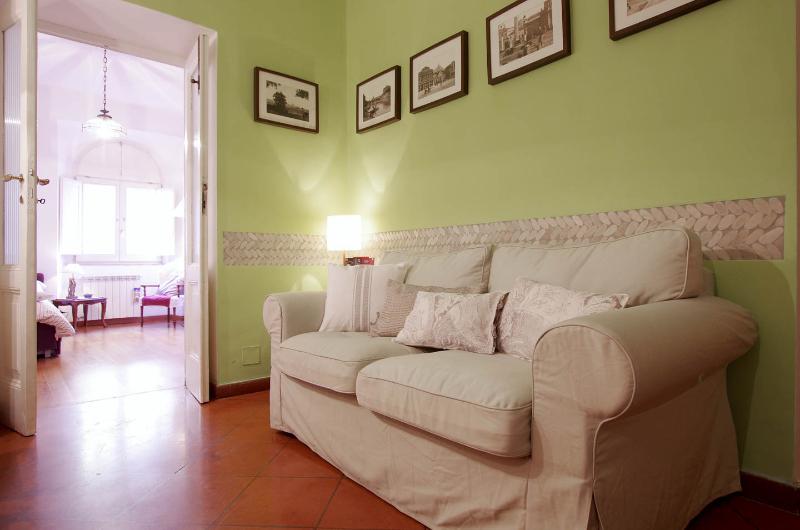 Living area - sofa