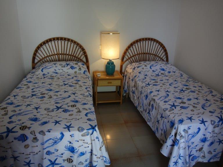 quarto de duas camas