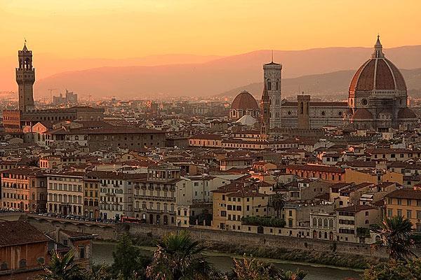 Machen Sie einen Tagesausflug zu Florenz besuchen
