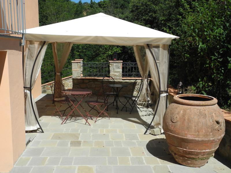 Gazebo for you own private use.