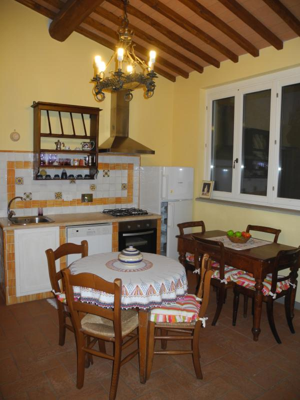 Another view of kitchen.
