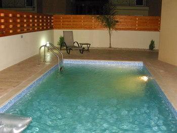 Midnight swim perhaps ??
