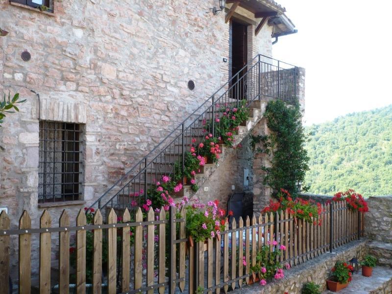 Front view of Casa La torre - Belvedere